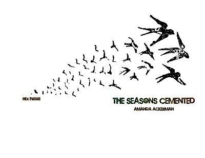 The Seasons Cemented, by Amanda Ackerman